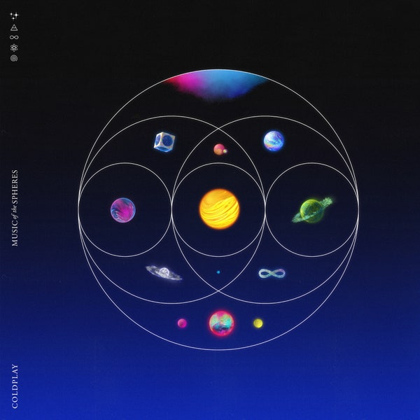 Coldplay – Music of the Spheres (Parlophone)