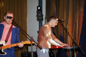 Stuart Pearce at The Angel