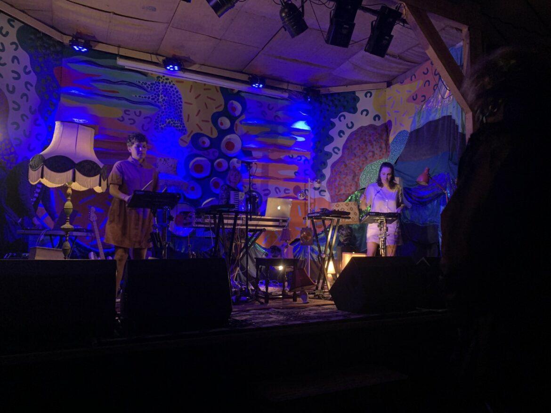 LIVE: Haiku Salut – The Jam Jar, Bristol, 21/10/2021