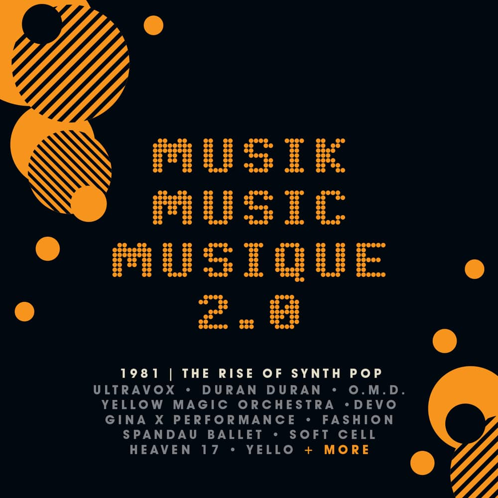 Various Artists – Musik Music Musique 2.0 (Cherry Red Records)